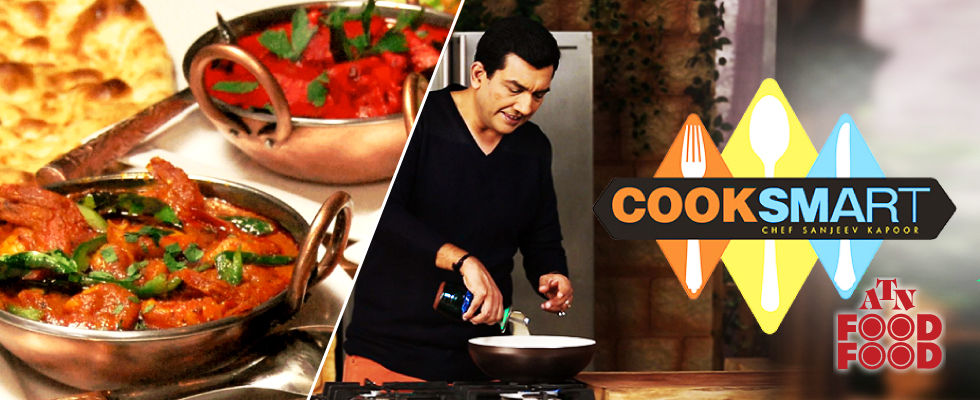 cook smart chef sanjeev kapoor atn food food