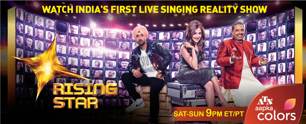 rising star atn aapka colors