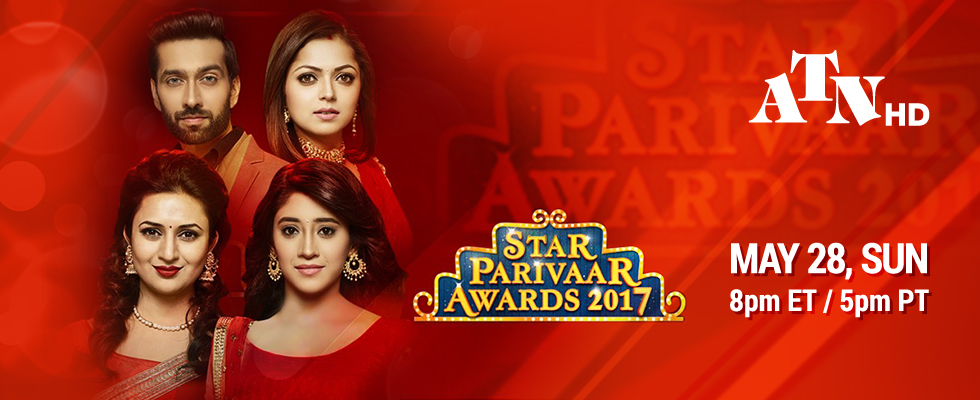 star parivaar awards 2017 atn hd