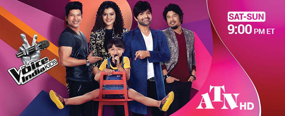 the voice india kids atn hd