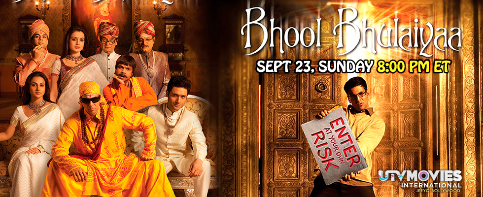 bhool bhulaiya utv movies