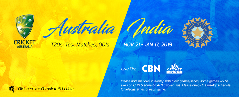 australia vs india 2018-19 atn cricket plus