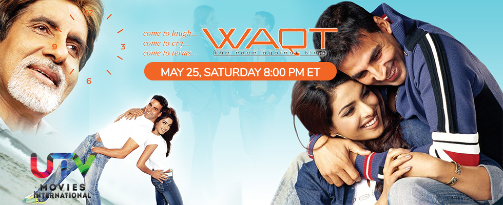 waqt the race against time utv movies