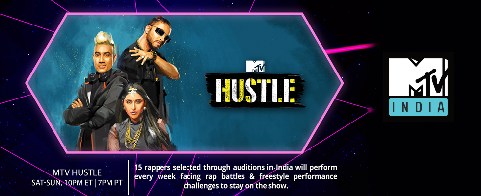 mtv hustle mtv india