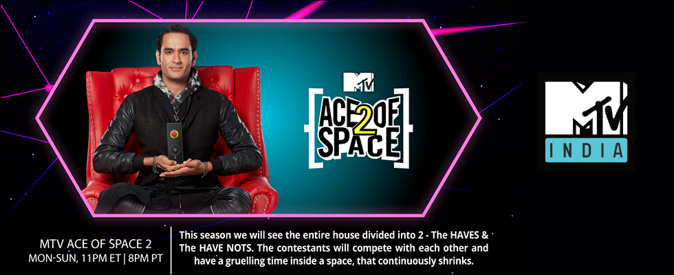 mtv ace of space 2 mtv india