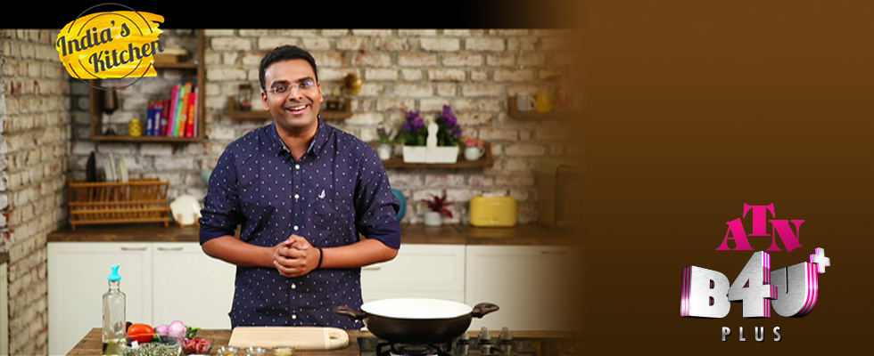 india's kitchen 1 atn b4u plus